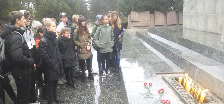 17.11.2018 учащиеся лицея посетили город-герой Севастополь.